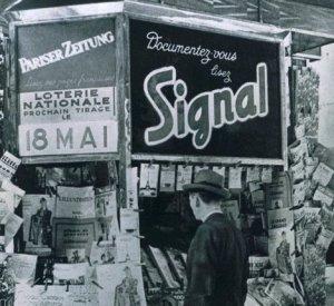 Kiosque à journaux, sans date